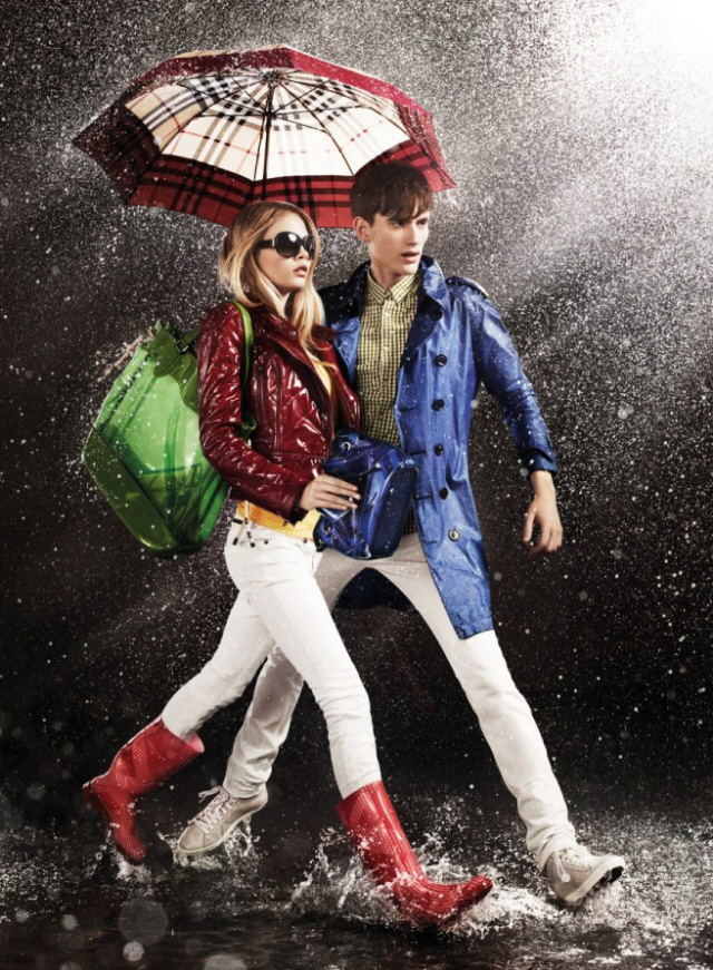 How to Rain-and-snow-proof Your Look