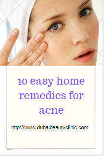 10 easy ways for Acne prevention